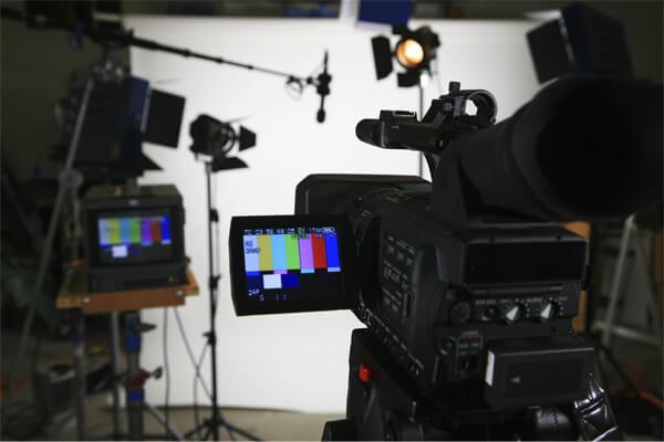 servicio de producción audiovisual