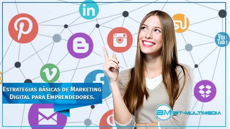 estrategias básicas marketing digital